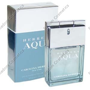 Carolina herrera aqua woda toaletowa 100 ml spray