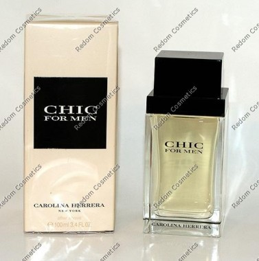 Carolina herrera chic for men woda po goleniu 100 ml