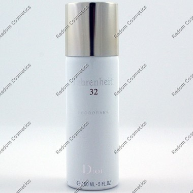 Christian dior fahrenheit 32 dezodorant men 150 ml spray
