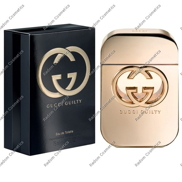 GUCCI GUILTY WOMEN WODA TOALETOWA 75 ML SPRAY