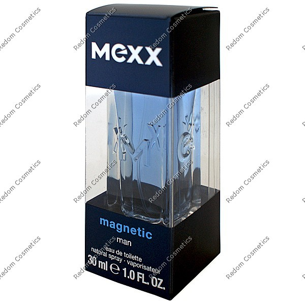 MEXX MAGNETIC MEN WODA TOALETOWA 30 ML SPRAY