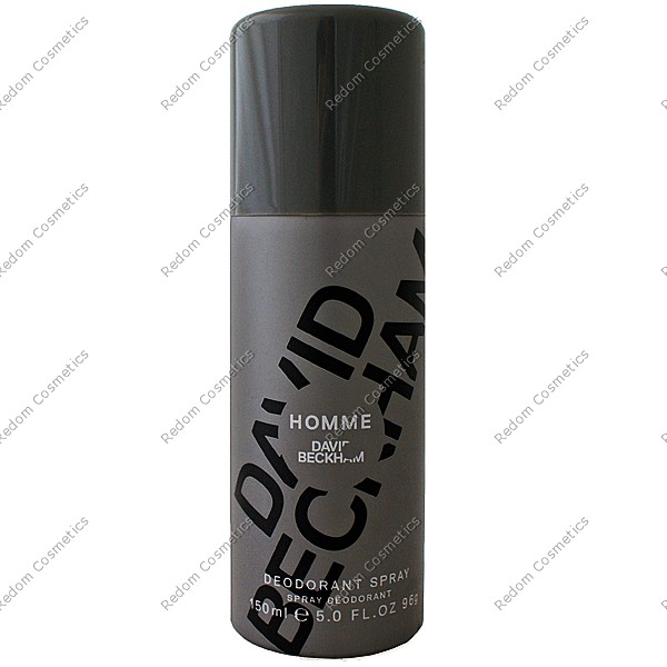 DAVID BECKHAM HOMME DEZODORANT 150 ML SPRAY