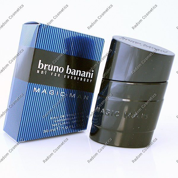 BRUNO BANANI MAGIC MĘSKA WODA TOALETOWA 75 ML SPRAY