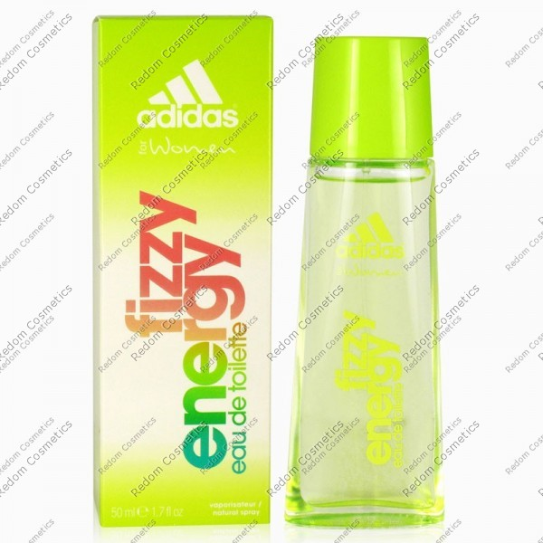 ADIDAS FIZZY ENERGY WOMEN WODA TOALETOWA 50 ML SPRAY