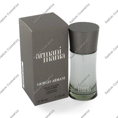 GIORGIO ARMANI MANIA MEN WODA TOALETOWA 100 ML SPRAY