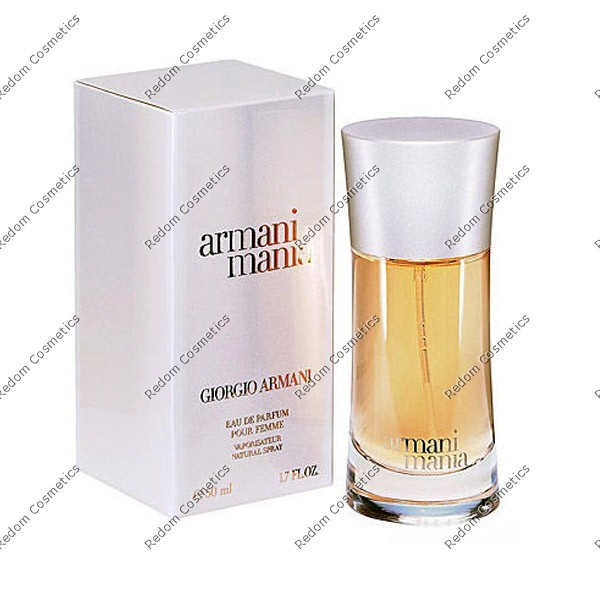 GIORGIO ARMANI MANIA WOMAN WODA PERFUMOWANA 50 ML SPRAY