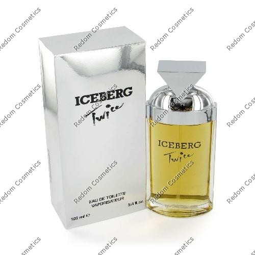 ICEBERG TWICE WODA TOALETOWA 100 ML SPRAY
